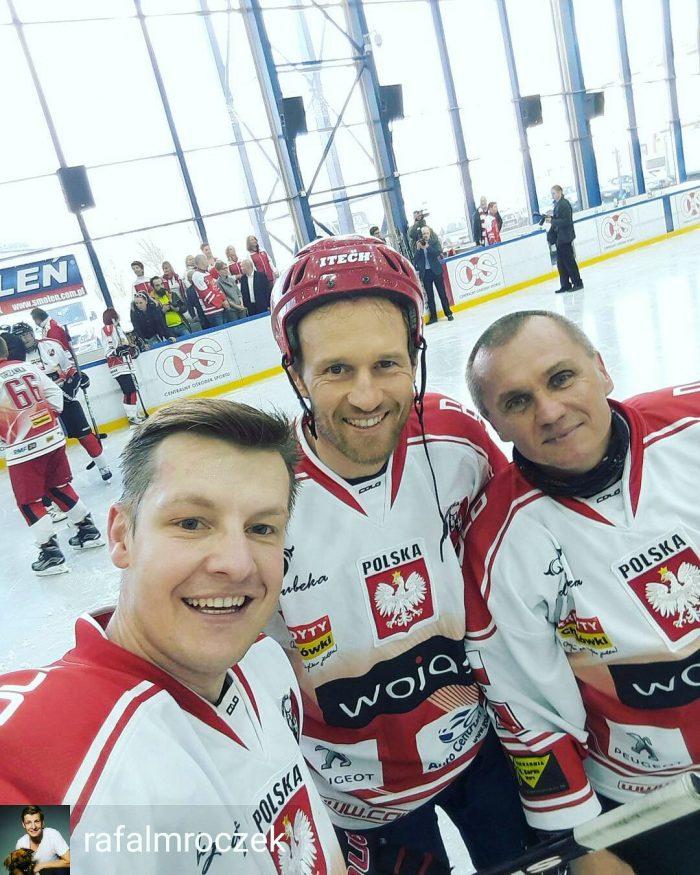 charytatywny mecz hokejowy fundacja herosi